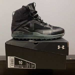 UA Verge 2.0 Mid GORE-TEX Outdoor Sports Boots